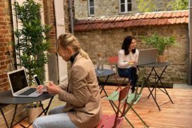 Coworking à Rennes Chez David et Bene